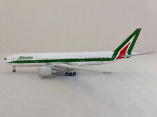 Herpa 526258 Aereo di Linea Boeing 777-200 Compagnia Alitalia Scala 1 500