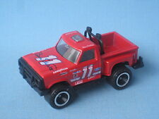Matchbox Nascar Ford 4x4 Truck Bud Bill Elliott Red Racing 11 Car Toy Model