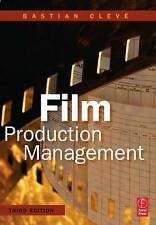 NEW Film Production Management by Bastian Cleve