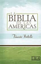 La Biblia Tamano Bolsillo by Holman Bible Staff (2008, Bonded Leather)  Negro