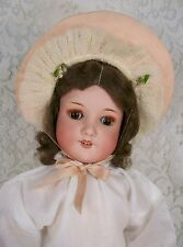 Beautiful Antique Welsh Bisque Doll - Max Oscar Arnold