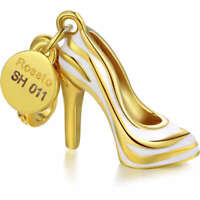 Charms Per Componibile Rosato Linea My Shoes In Argento Cod. RSH011