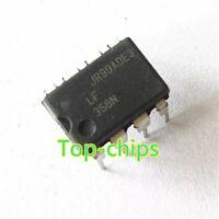 10 PCS LF356N DIP-8 LF356 Operational Amplifiers new