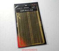 Flyhawk 350016 1/350 USN Railing top quality
