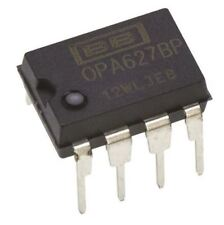 Texas Instruments OPA627BP, precisión, OP AMP, 16 MHz, 8-Pin Pdip