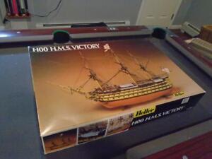 Model Ships *1-100 H M S Victory* Heller Kit  #808971