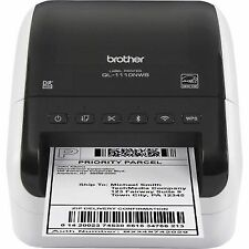 - Brother QL1110NWB Wide Format Postage and Barcode Thermal Label Printer