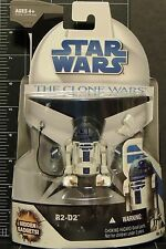 Star Wars 2008 Clone Wars R2-D2 #08 Astromech Droid with jet rockets 87664 toy