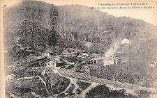 BC62167 Campagne d'Orient 1914-1917 Mines de Vuivre dans la Haute Serbia
