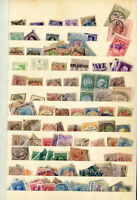 Italy Stamps Revenues 150x + Mint /Used on Stock Page