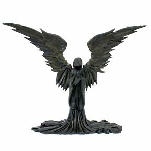 Angel of Death 27.5cm High Nemesis Now Winged Gothic Grim Reaper Figure