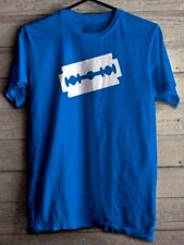 RAZOR BLADE T SHIRT ALL COLORS 2017 RRP £30 PEAKY BLINDERS BARBER SHAVE SHOP New