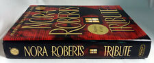 Tribute Nora Roberts Signed Autographed 2008 HC/DJ 1st Edition