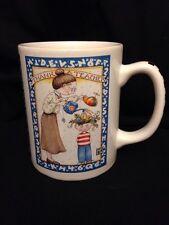Mary engelbreit coffee/tea mug Thank a Teacher pouring knowledge in child 12 oz