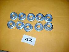 (10) Metform 5/8-11 Nut Flange Machine Tool fasteners