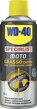WD-40 Specialist Moto Grasso Catena Spray - 400 ml