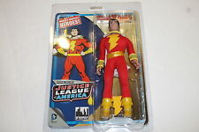 SHAZAM JUSTICE LEAGUE OF AMERICA 8 INCH  FIGURE NEW MOSC MEGO RETRO