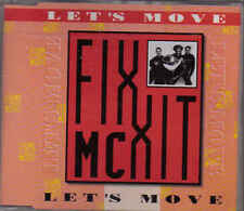 MC Fixx It-Lets move 3 inch cd maxi single