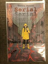 Serial 1 Nm Brand New Abstract Studios Terry Moore Comics first 1st New 2020