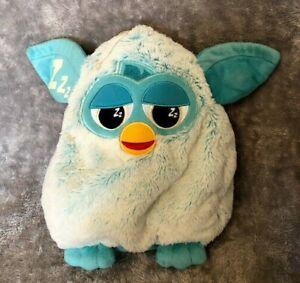 """Furby Pyjama Case Bag 12"""" Soft Toy"""