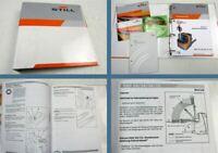 Still EXU 16 18 20 22 Betriebsanleitung Bedienung Wartung Ersatzteilliste CD 07