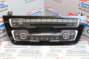 BMW 1 2 SERIES HEATER CONTROL PANEL AIR CON CD PLAYER RADIO FASCIA 6836468 C2C4