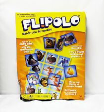 Cardinal Flipolo Matching Game, See Description!!