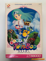 DETANA TWINBEE Twin Bee X68000 SHARP Retro Computer JAPAN