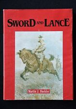Martin Buckley - Sword and Lance HC/DJ northern rivers nsw light horse 1885-1903