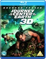 Nuovo Viaggio To The Center Of The Earth 3D + 2D Blu-Ray