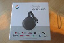 Google Chromecast 3rd Generation New Sealed