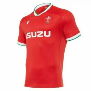 New 2020/21 Wales home/away rugby jersey shirt S-5XL