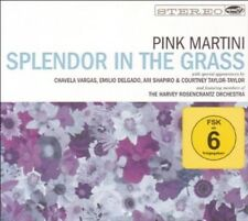 PINK MARTINI - SPLENDOR IN THE GRASS (SPECIAL EDITION)  CD + DVD NEW!