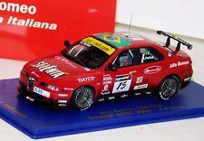 ALFA ROMEO 156 GTA WINNER WTCC 2006 #15 FARFUS M4 1/43