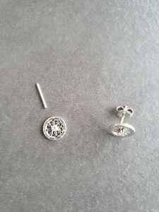 Thomas Sabo 1 Ohrring Ornament Silber