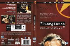 BUONGIORNO, NOTTE (2003) dvd ex noleggio