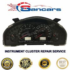 FORD TRANSIT INSTRUMENT CLUSTER SPEEDOMETER REPAIR SERVICE
