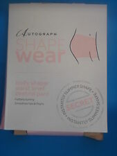 Size 16-18 Small S Autograph Shape Wear Body Shaper Waist Brief Control Pant NB