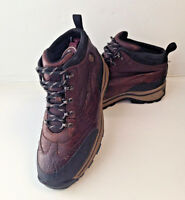 TIMBERLAND Brown Leather Hiking Boots Womens Size 5