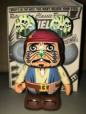 "Jack Sparrow from Pirates of the Caribbean 3"" Vinylmation Movieland Series"
