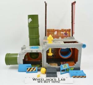 Sewer Lair Complete #1 Teenage Mutant Ninja Turtles TMNT Vintage 1989 Playmates