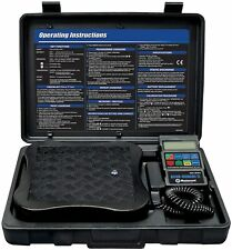 Mastercool 98210-A Accu-Charge II Electronic Refrigerant Scale New Free Shipping