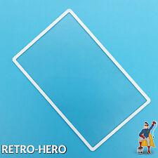 Nintendo 2ds display disco vidrio Screen sustituto pantalla vidrio para arriba blanco nuevo