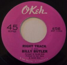 BILLY BUTLER - RIGHT TRACK / BOSTON MONKEY - NORTHERN SOUL