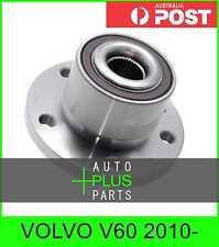 Fits VOLVO V60 2010- - Front Wheel Bearing Hub