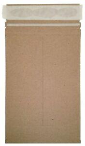 25 17 x 21 No Bend Mailers Kraft Self Seal  Photo Document Flat Envelope