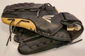 """Easton Black Magic Baseball Glove 12.5"""" BX1250B Glove, Left Handed Thrower"""