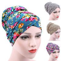 Women's Lady Girl Headscarf Caps Hat Muslim Hijab Underscarf Headwear Cotton
