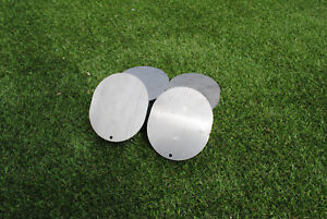 Football Goal Socket caps  - For 110x100mm Aluminium Goals - Set of 4 - Free P&P