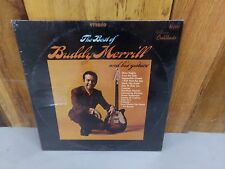 Vintage The Best of Buddy Merrill & His Guitars Vinyl Record Album SEALED LP